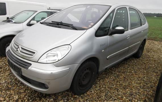 Citroën Xsara 1,6 PICASSO VAN 1,6 HDI.