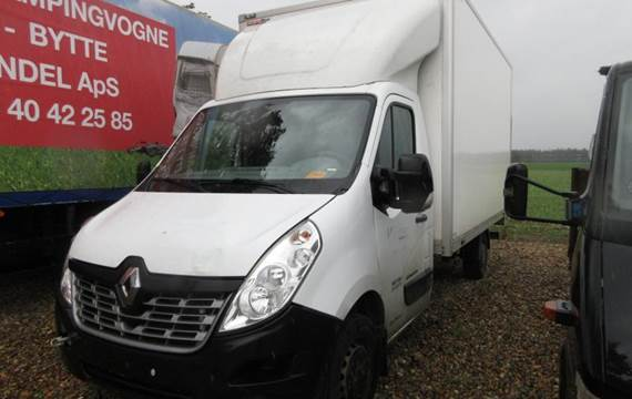 Renault Master 2,3 2.3 dCi S&S 165 Chassis.