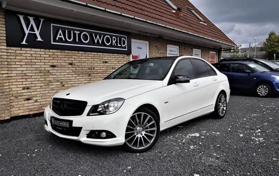 Mercedes C220 2,2 CDi Avantgarde aut. BE