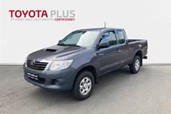 Toyota HiLux 2,5 D-4D, Ex.Cab 4WD  Pick-Up