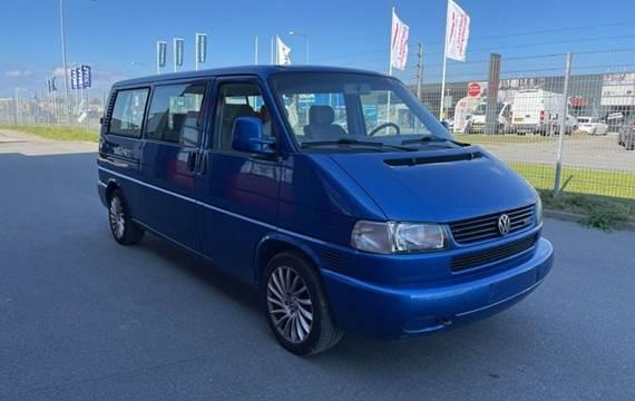 VW Caravelle 2,5 TDi 102 Comfortline lang 10prs