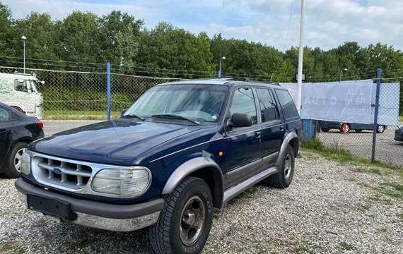 Ford Explorer 4,0 XLT aut. 4x4
