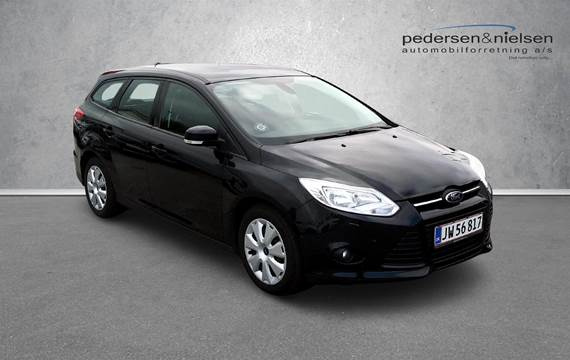 Ford Focus SCTi Trend 125HK Stc 6g