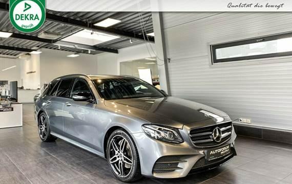 Mercedes E220 d T 2x AMG|Night|Multibeam|Burmester|Nappa