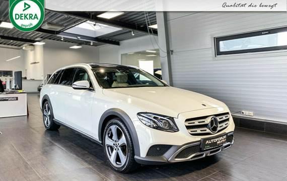 Mercedes E220 d 4M All-Terrain|Pano|Multibeam|Distr+