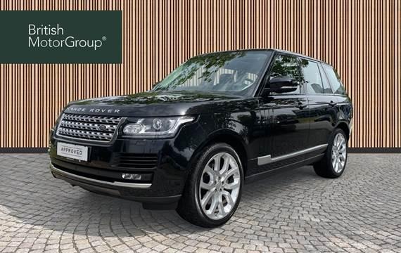 Land Rover Range Rover SCV8 Vogue aut. 5d