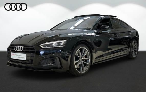 Audi S5 3,0 TFSi Sportback quattro Tiptr.