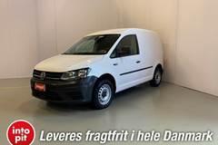 VW Caddy 1,6 TDi 102 Van
