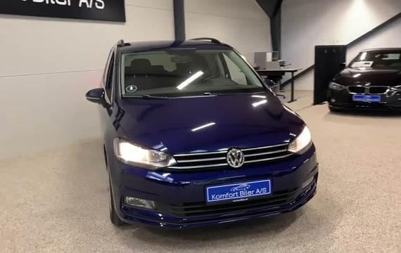 VW Touran 2,0 TDi 150 Comfortline 7prs