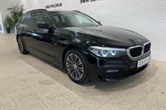 BMW 520d 2,0 Touring Sport Line aut. Van