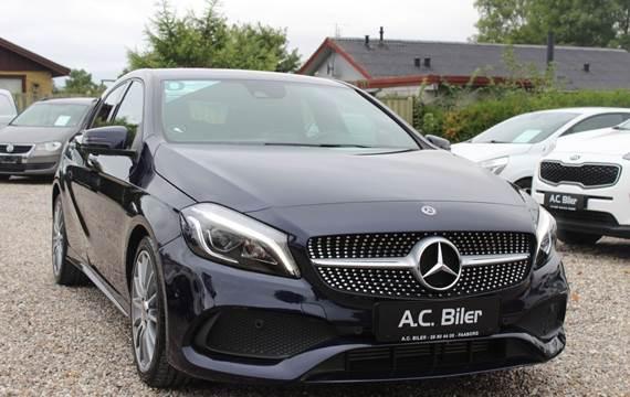 Mercedes A200 1,6 Final Edition AMG Line