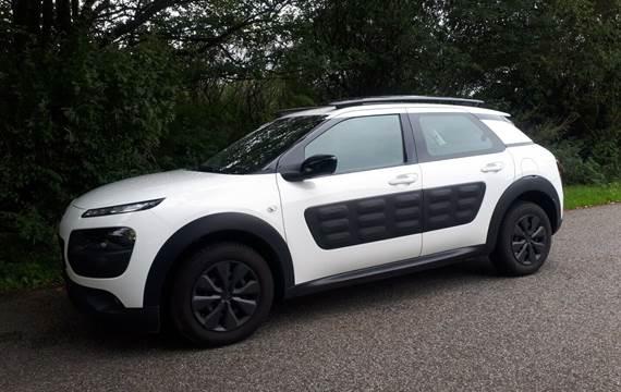 Citroën C4 Cactus 1,6 BlueHDi 100 Feel Van