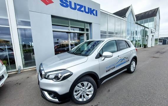 Suzuki S-Cross 1,4 Hybrid Active aut.
