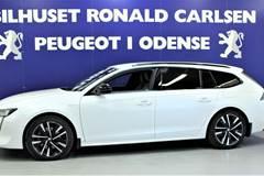 Peugeot 508 1,6 Hybrid GT SW EAT8