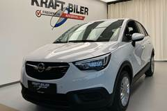 Opel Crossland X 1,2 Excite