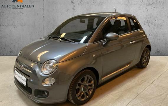 Fiat 500 0,9 TwinAir 105 Sportiva