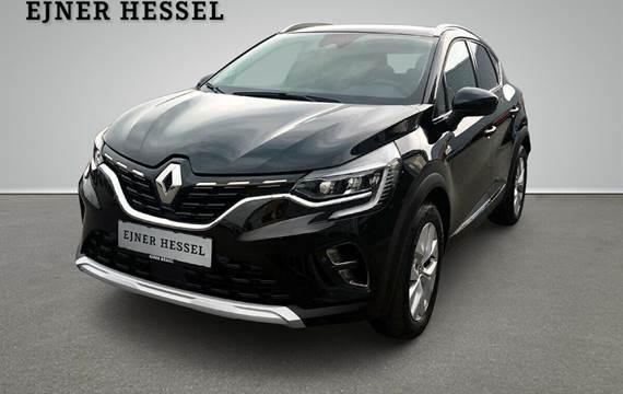 Renault Captur 1,3 TCe 155 Intens EDC