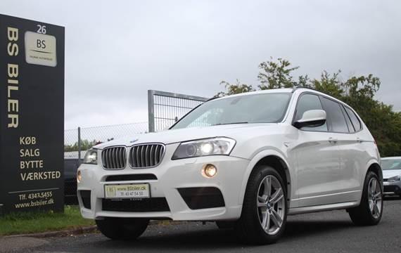 BMW X3 2,0 xDrive20d M-Sport aut.