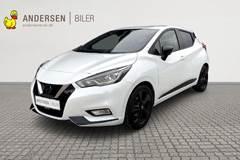 Nissan Micra 0,9 IG-T Tekna Start/Stop 90HK 5d