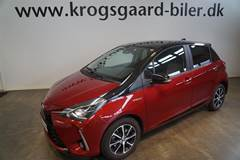 Toyota Yaris Hybrid H2 Limited Premium E-CVT 100HK 5d Trinl. Gear