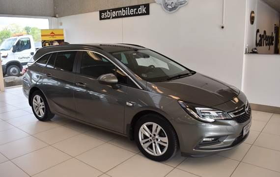 Opel Astra 1,4 T 150 Enjoy Sports Tourer aut.