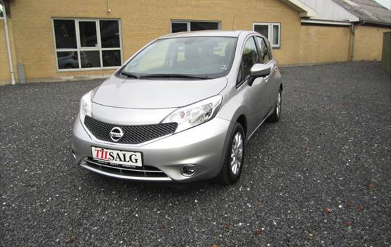 Nissan Note 1,2