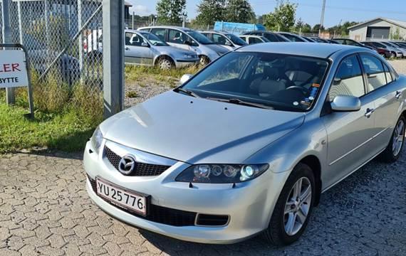 Mazda 6 2,0 Inclusive