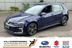VW Golf 1,4 TSI  Plugin-hybrid GTE DSG  5d 6g Aut.