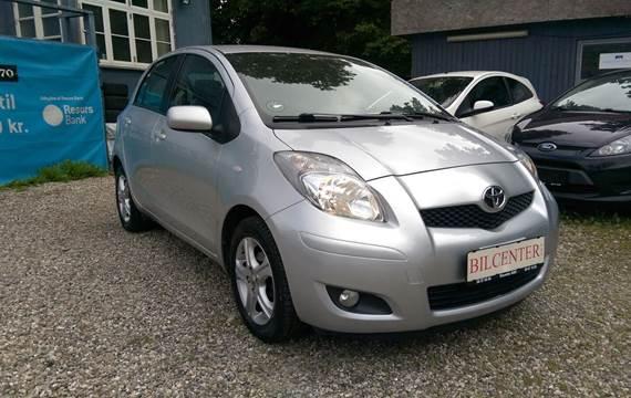 Toyota Yaris 1,3 Sol