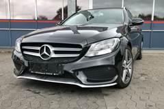 Mercedes C220 d 2,2 Mercedes C220d 2,2 AMG Line stc. aut. 5d