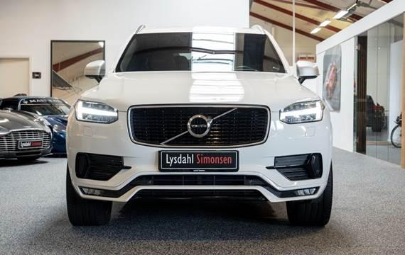 Volvo XC90 2,0 D5 235 R-Design aut. AWD 7prs
