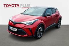 Toyota C-HR 1,8 Hybrid C-LUB Premium Multidrive S  5d Aut.