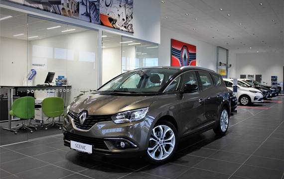 Renault Grand Scénic 1,3 7 pers.  Energy TCe Zen  6g