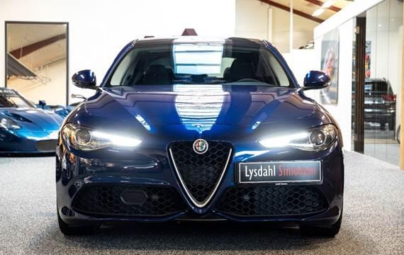 Alfa Romeo Giulia 2,2 JTD 210 Veloce aut. Q4
