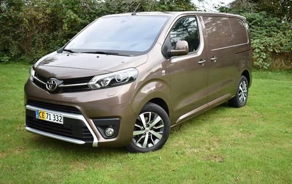 Toyota ProAce 2,0 D 180 Medium Comfort One aut.
