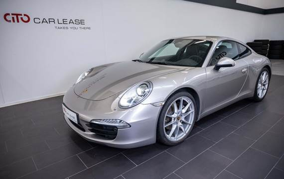 Porsche 911 Carrera 3,4 Coupé PDK
