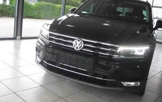 VW Tiguan 2,0 TDi 150 Highline DSG 4Motion