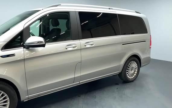 Mercedes EQV300 Avantgarde L