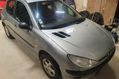 Peugeot 206 1,6 SW aut.