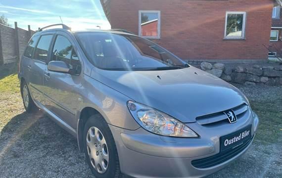 Peugeot 307 1,6 XRE stc.