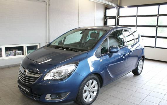 Opel Meriva 1,4 T 120 Cosmo aut.