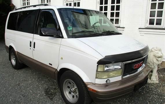 Chevrolet Astro Van 4,3 aut.