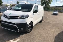 Toyota ProAce Toyota Proace Medium 1,6 D Start up skydedør, bagdør u/ruder 115HK Van 6g