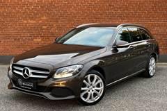 Mercedes C200 1,6 BlueTEC Avantgarde stc.