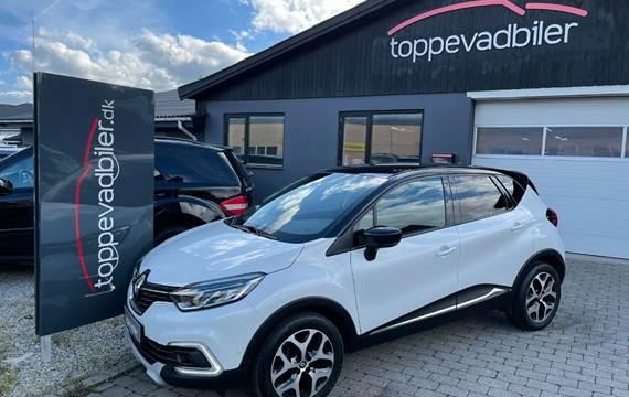 Renault Captur 1,5 dCi 90 Intens EDC Van