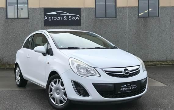 Opel Corsa 1,2 16V Cosmo aut.