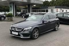 Mercedes C250 d 2,2 AMG Line stc. aut. 4Matic
