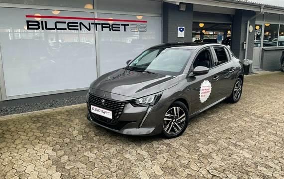 Peugeot 208 1,2 PureTech 100 Edition:210+ EAT8