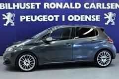 Peugeot 208 1,6 BlueHDi 100 Allure