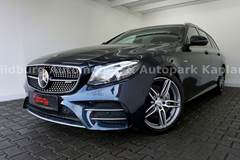Mercedes E43 T AMG 4Matic, PANO, DISTRONIC, STANDHZG,LEDOm Virksomheden: